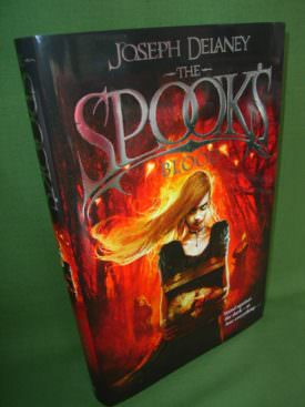 Book cover ofThe Spooks Blood HB