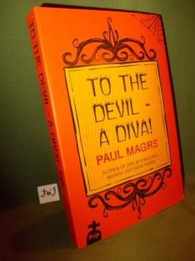 Book cover ofTo the Devil a Diva