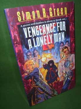 Book cover ofVengeance for a Lonely Man