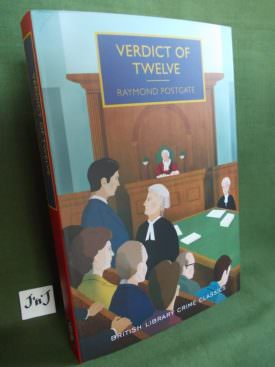 Book cover ofVerdict of Twelve
