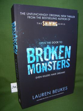 Book cover ofBroken Monsters Proof