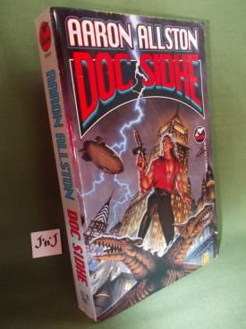 Book cover ofDoc Sidhe