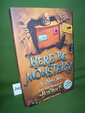 Book cover ofHere Be Monsters