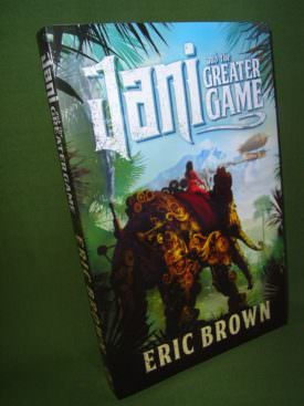 Book cover ofJani and the Greater Game
