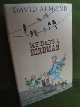 Book cover ofMy Dads a birdman