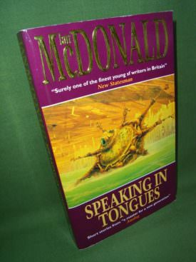 Book cover ofSpeaking in Tongues