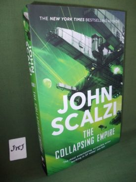 Book cover ofThe Collapsing Empire