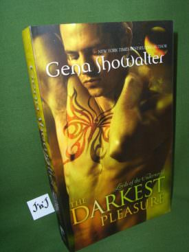 Book cover ofThe Darkest Pleasure