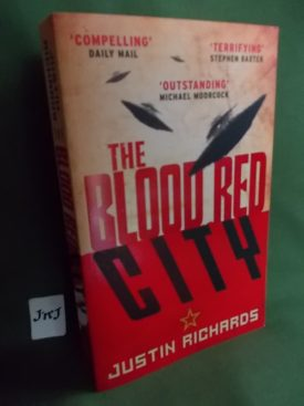 Book cover ofBlood Red