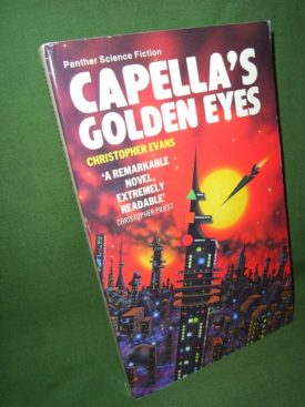 Book cover ofCapellas Golden Eyes