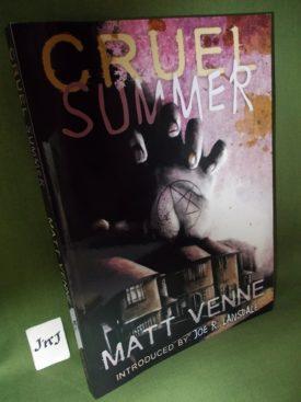 Book cover ofCruel Summer