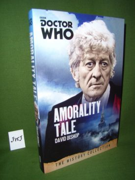Book cover ofDoctor Who Amorality Tale
