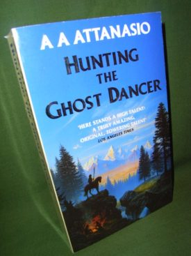Book cover ofHunting the Ghost Dancer