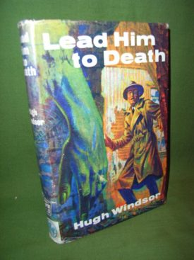 Book cover ofLead him to Death