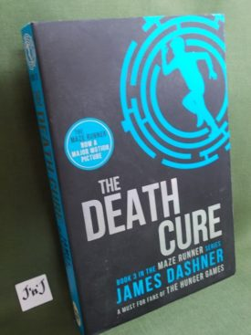 Book cover ofThe Death Cure