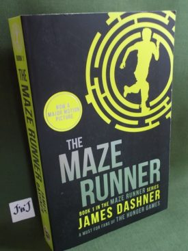 Book cover ofThe Maze Runner