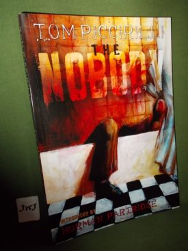 Book cover ofThe Nobody(tub)