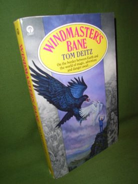 Book cover ofWindmasters Bane