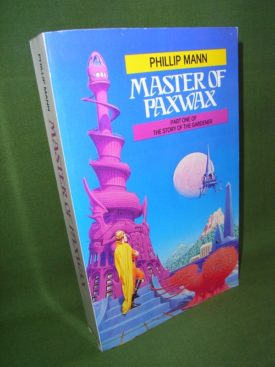 Book cover ofmASTER OF pAXWAX