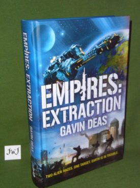 Book cover ofEmpires Extraction
