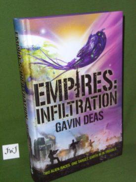 Book cover ofEmpires Infiltration