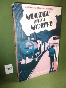 Book cover ofMurder has a motive