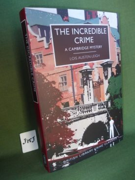 Book cover ofThe Incredible Crime