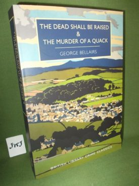 Book cover ofThe dead shall be raised