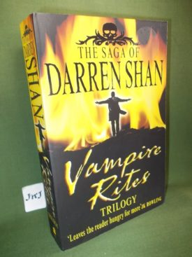 Book cover ofVampire Rites Trilogy