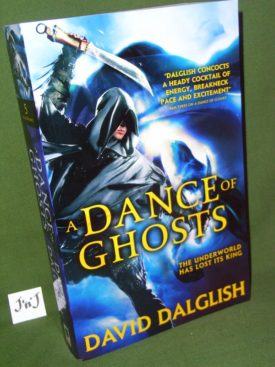 Book cover ofA Dance of Ghosts
