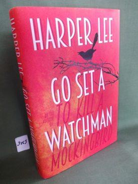 Book cover ofGo set a Watchman