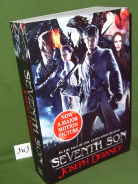 Book cover ofSeventh Son