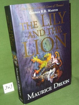 Book cover ofThe Lily and The Lion
