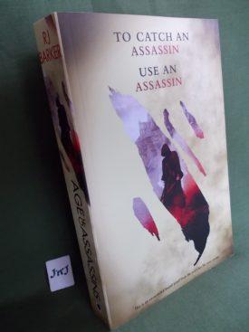 Book cover ofAge of Assassins