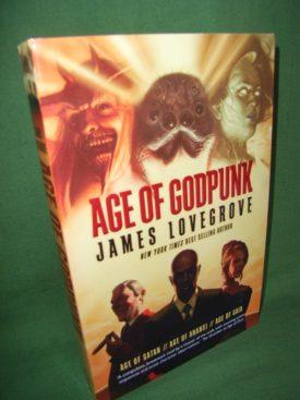 Book cover ofAge of God Punk