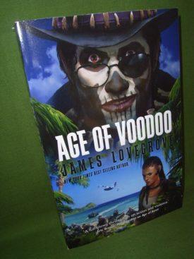 Book cover ofAge of Voodoo
