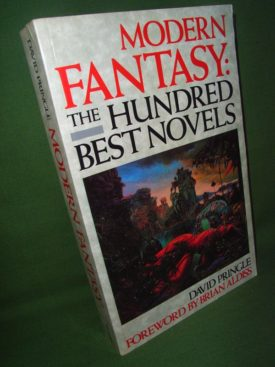 Book cover ofModern Fantasy