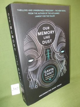Book cover ofOur Memory Like Dust Proof