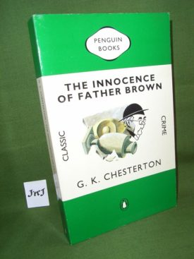 Book cover ofInnocence of Father Brown