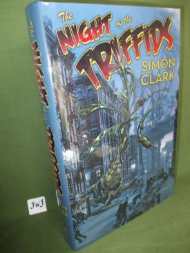 Book cover ofNight of Triffids SL