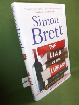 Book cover ofThe Liar in the Library