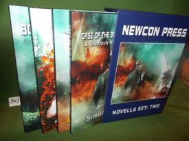 Book cover ofNewCon Novella