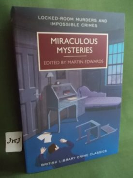 Book cover ofMiraculous Mysteries