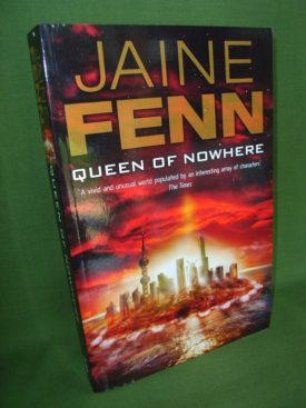 Book cover ofQueen of Nowhere