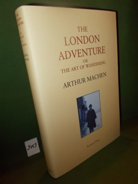 Book cover ofThe London Adventure