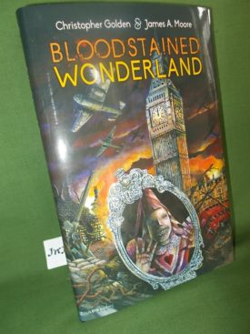 Book cover ofBloodstained Wonderland