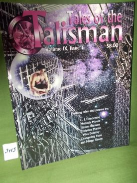 Book cover ofTales of the Talisman Issue 1
