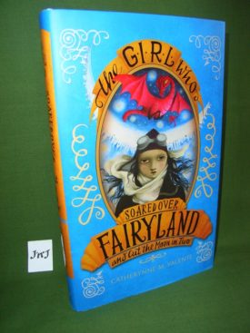 Book cover ofThe Girl Who Soared Over Fairyland