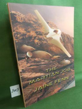 Book cover ofThe Martian Job PB