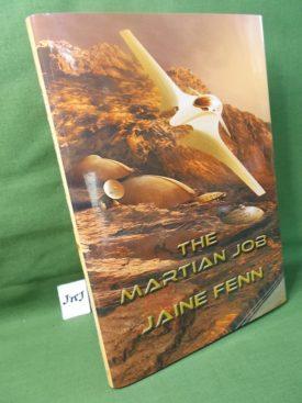 Book cover ofThe Martian Job SNL